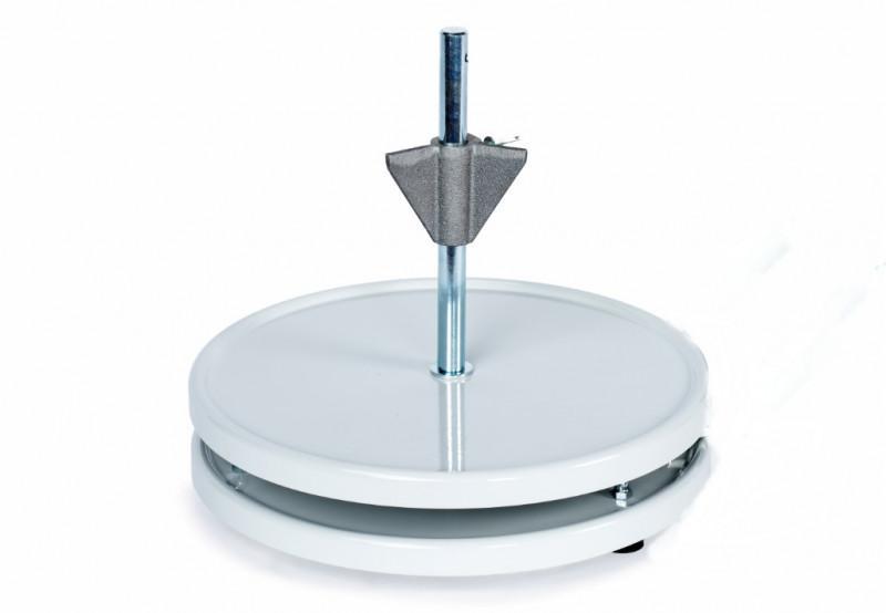SPULFIX 450 unwinder for cable spools - Manual unwinder for spools max Ø 440 mm