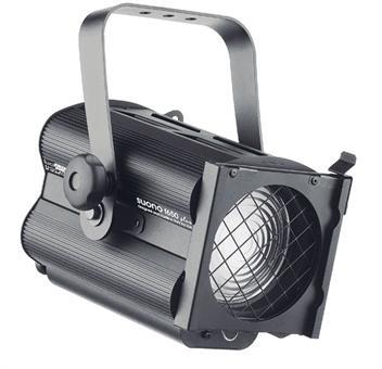 Halogen spotlights - LDR Suono F 650 Plus Silver