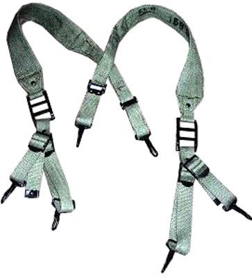 Suits Accessories - TAP SUSPENDERS FR