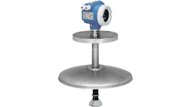 mesure detection niveau - radar niveau FMR533