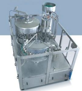 RINSER FILLER CAPPER MACHINE  - for pet bottles