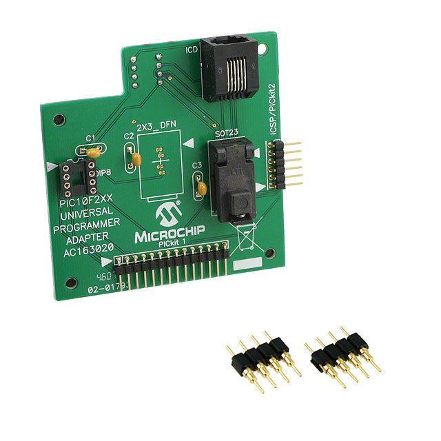 ADAPTER PROGRAMMER PIC10F2XX - Microchip Technology AC163020