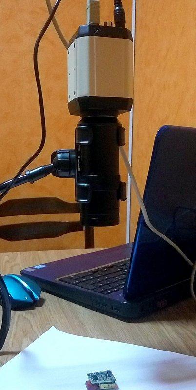 ВИДЕОСКОП – промышленный универсальный микроскоп - Универсальный многоцелевой цифровой микроскоп - промышленность, ремонт, пайка