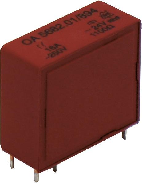 PCB relays - OA 5682
