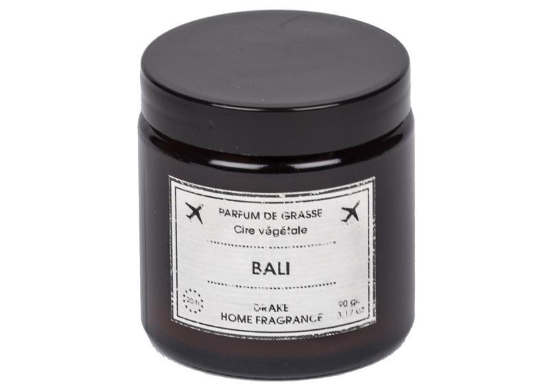 BOUGIE PARFUMÉE - BALI - Bougies Travel 100% végétales