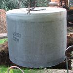 Citerne eau de pluie - Épuration