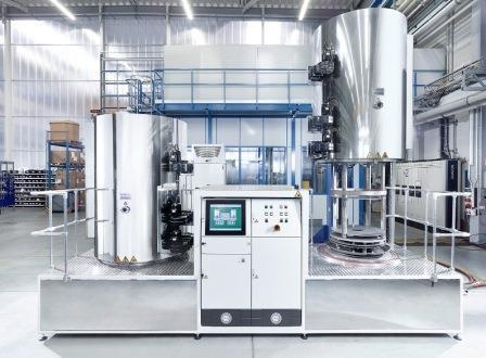 PlaTeG PulsPlasma nitriding systems type PP - Plasma heat treatment, especially pulse plasma nitriding and pulse plasma nitroc
