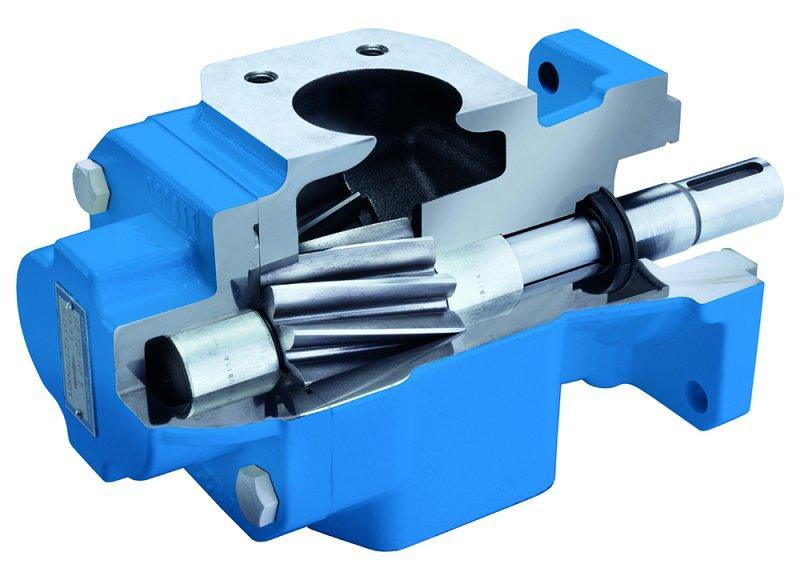 Pompes à engrenage pour carburant KFF - pour les carburants marins (MGO/DMA)