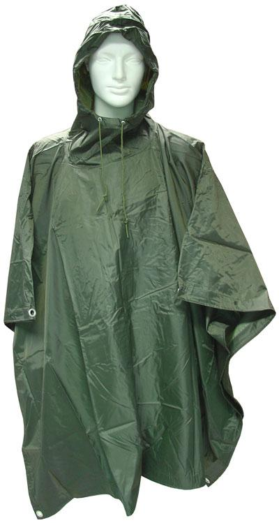 LAMINATED PONCHO FR - Suits Bodywear