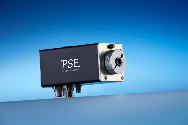 Positionierantrieb PSE 31_-8 - Kompaktes Positioniersystem zur automatischen Formateinstellung in Maschinen