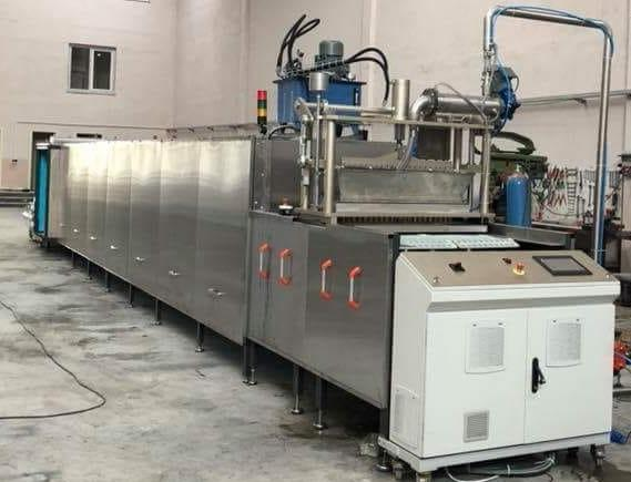 Jelly candy line -  Full automatic jelly candy production line