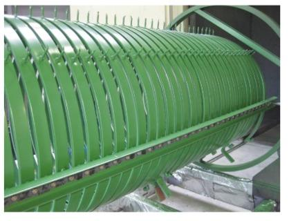 Kunststoffbeschichtung - Ethylen – Tetrafluoretylen ETFE - null