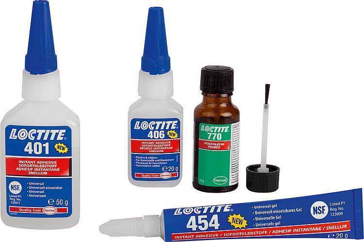 LOCTITE universal adhesive - LOCTITE