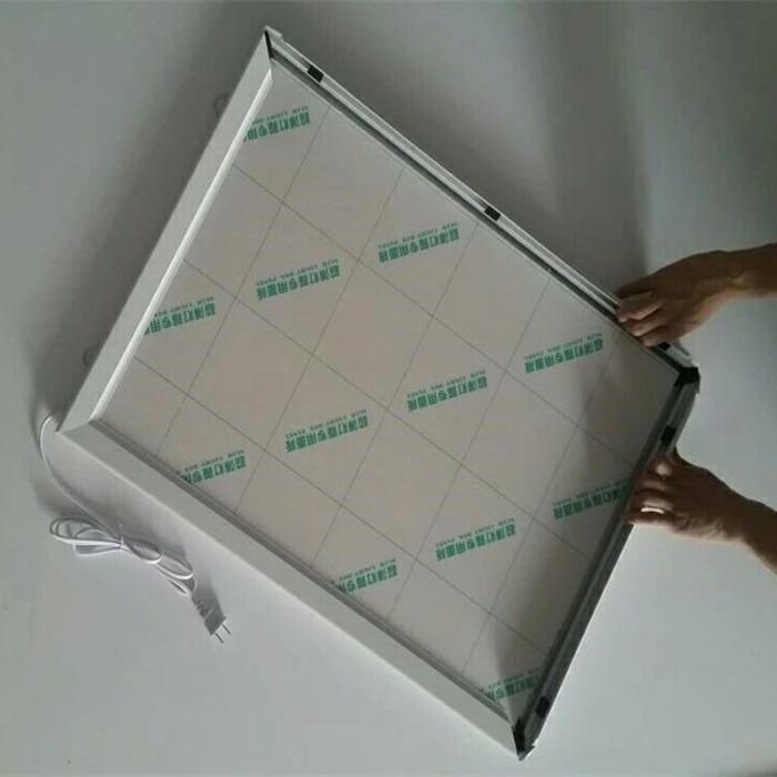 Aluminum Clip Led Lightbox - Clip Lightbox Display
