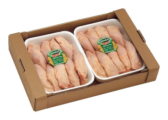 Cosce di Pollo x 10 230/270 g Classe A Fresca - Carne - Avicunicoli - FRESCO