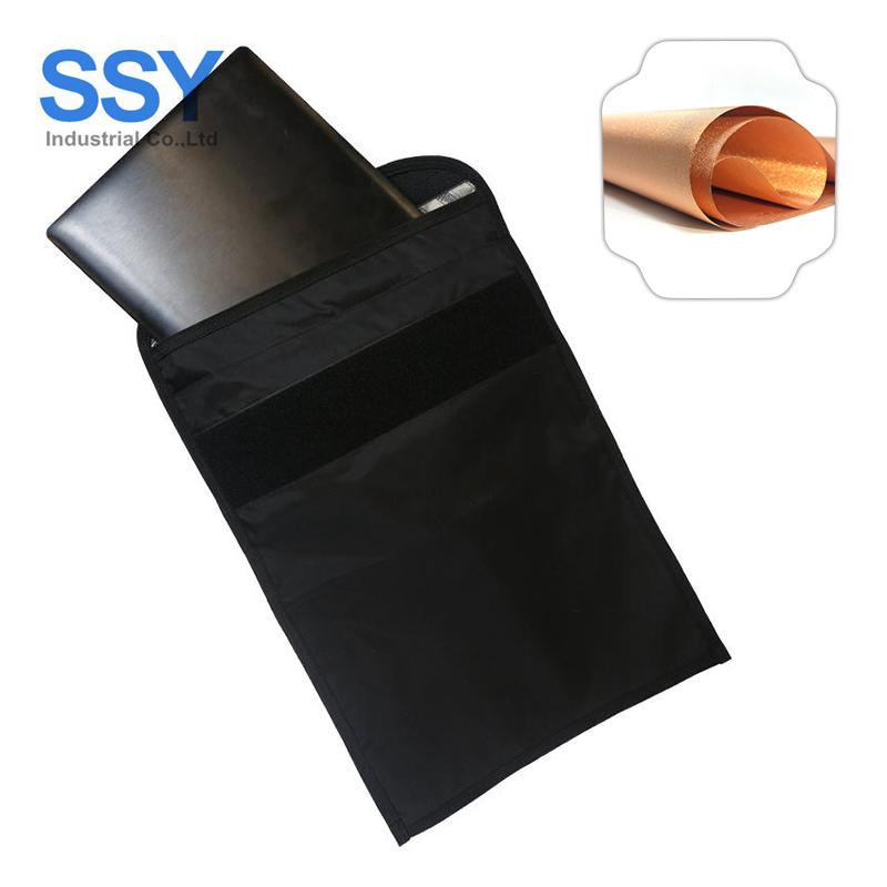 Wallet RFID shielding lining - Credit card protector RFID Blocking fabric