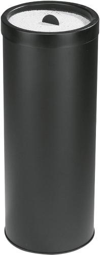 Metall Standascher schwarz - Z19200001