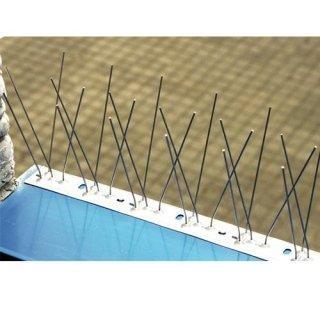 costruzione sistemi di dissuasione per piccioni e volatili - allontanamento volatili fai da te