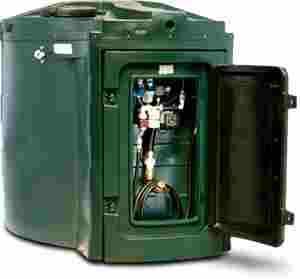 Réservoir de carburant PEHD