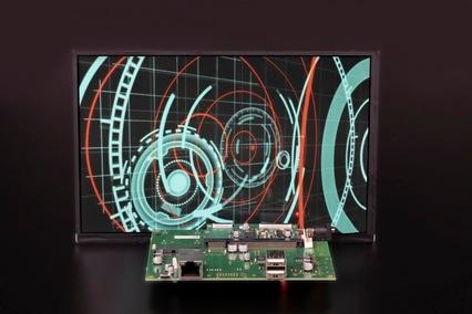 TFT plus Embedded System - null