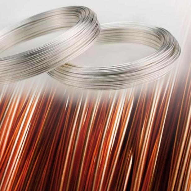 Einzeldraht / Runddraht aus Kupfer - Runddraht nach internationalen Vorschriften und individuellen Kundenwünschen