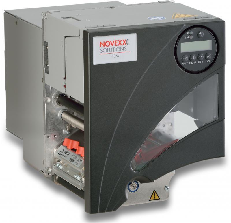 Print & Dispensing modules DPM/PEM - Print & Apply system / Print & apply solution / Print & apply requirement