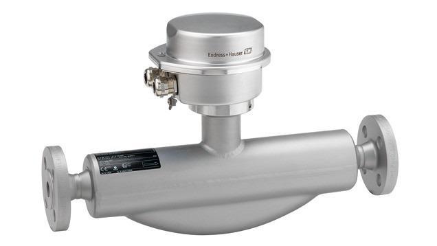 Proline Promass F 100 Coriolis-Durchflussmessgerät -