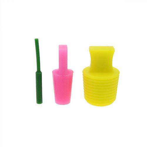 Stecker und Stopper -  Kunststoffstecker & Gummistopfen