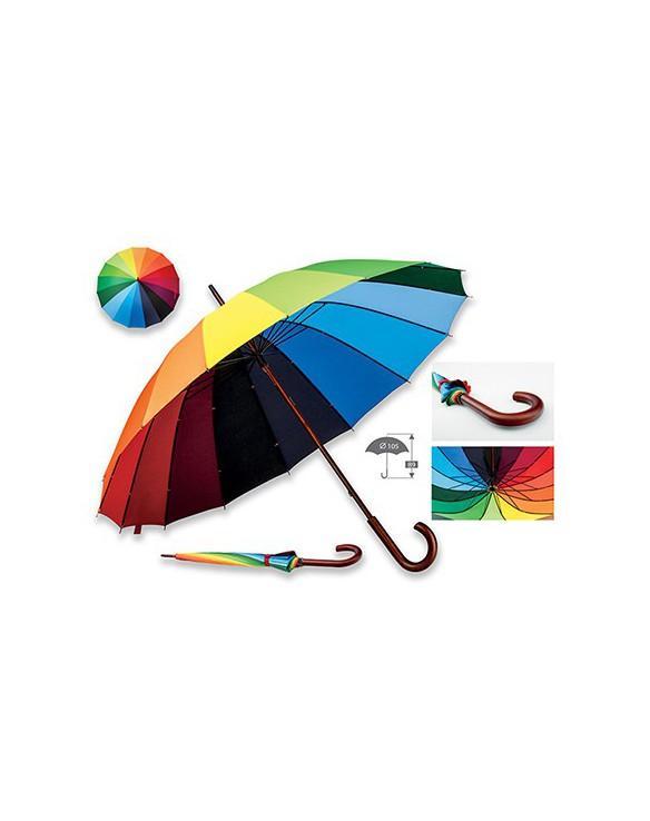parapluies personnalisés DUHA - diamètre 105 cm