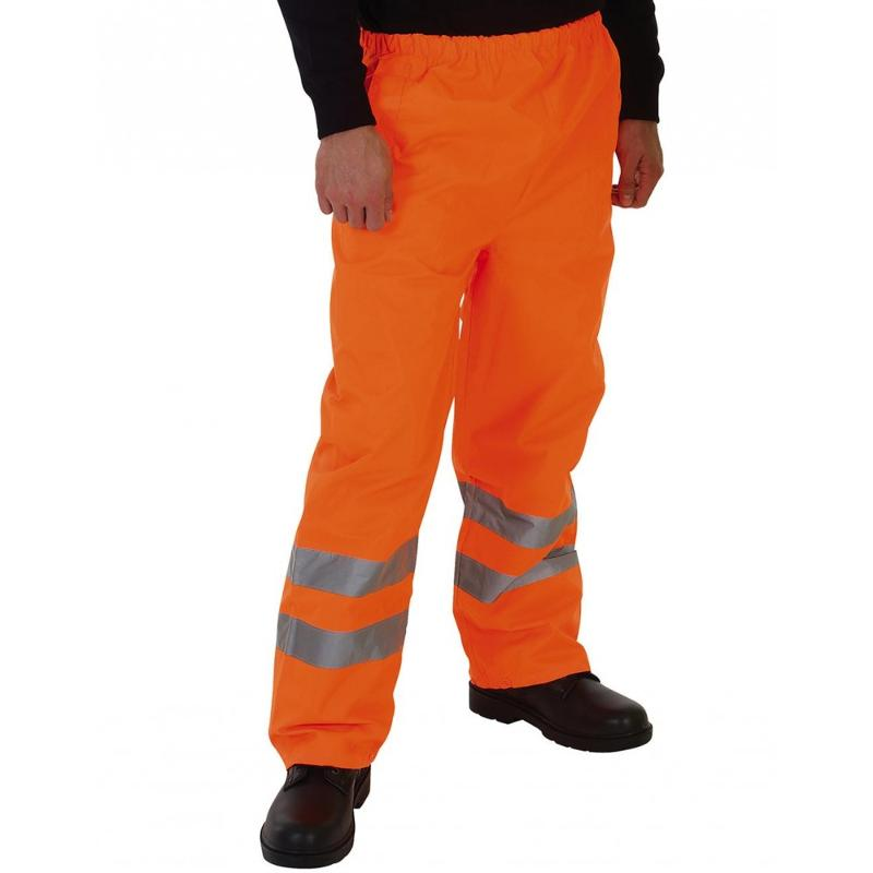 Pantalon orange - Pantalons