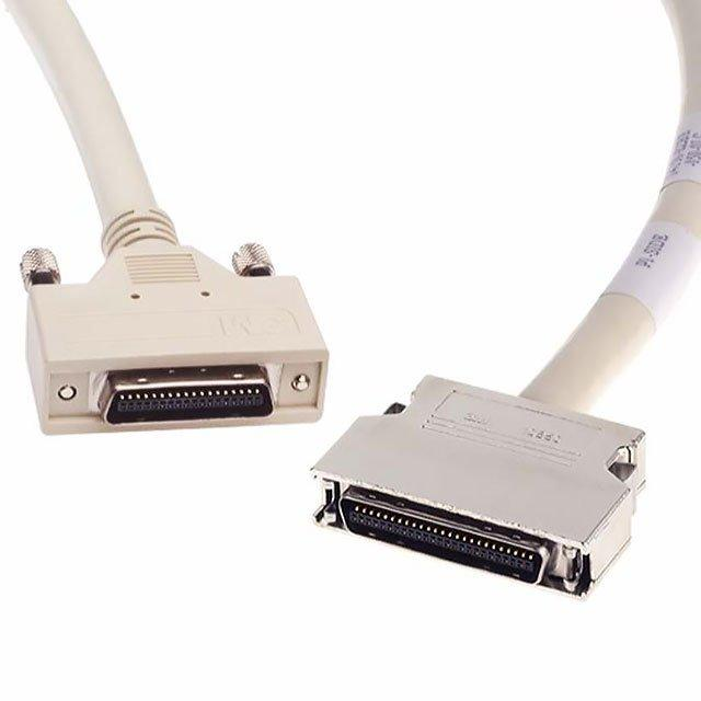 CABLE ASSY 36POS MDR-MDR PLUG 2M - 3M 14T36-SZ6B-200-0HC