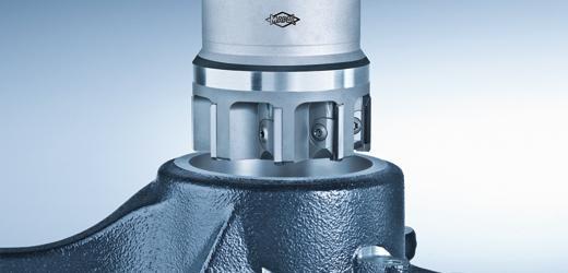 Outils HPR 300 pour grands diamètres - Alésoirs multicoupes