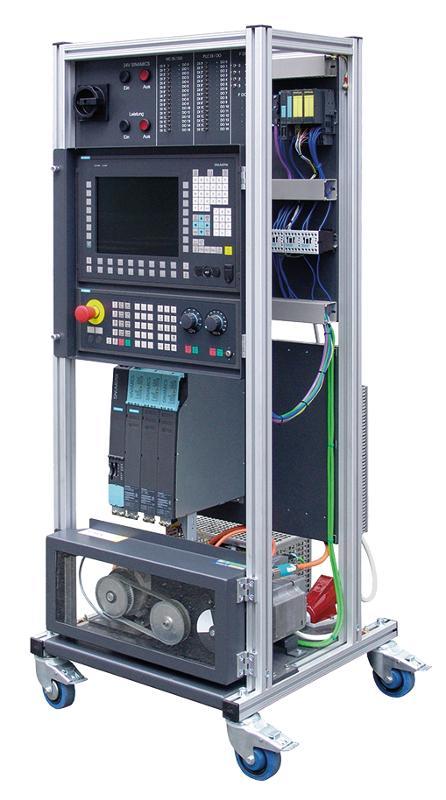 Siemens Cnc Controls Sirotec - Siemens CNC Controls SIROTEC
