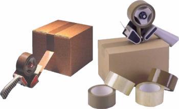 Ruban Adhésif pour l'emballage - Adhésif Polypropylène, Acryl ou PVC