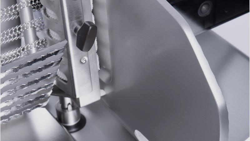 VS11 A - Semi-automatic vertical slicer