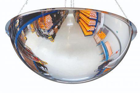 Miroir Coupole 360° Ø90 - Sécurité Routière