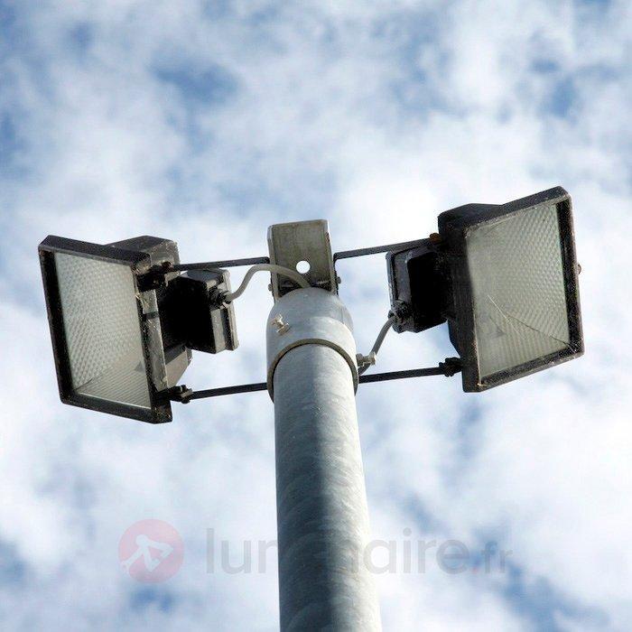 Projecteur halogène avec ampoule R7s - Tous les projecteurs d'extérieur