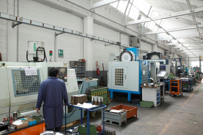 Servizi di tornitura CNC a Grugliasco - null