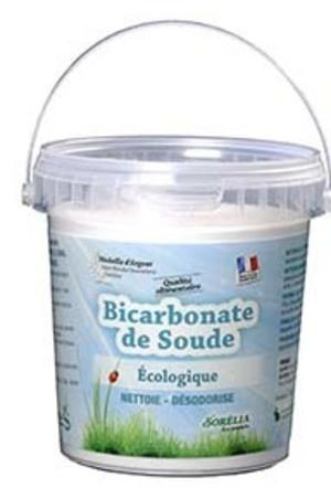 Bicarbonate de soude (sodium) alimentaire