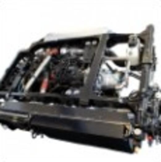Bahnmotoren-Instandsetzung und PowerPacks - null