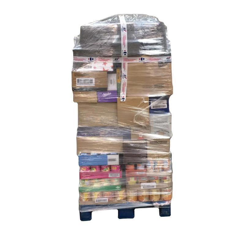 Stretch films for mixed Load Pallets