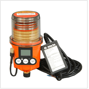 Electromechanical Automatic lubricator