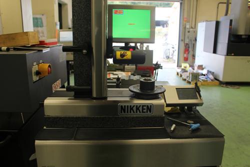 Banc de préréglage - Machine à commande numérique