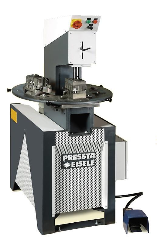 Punching Machines & Tools - Dyno 15