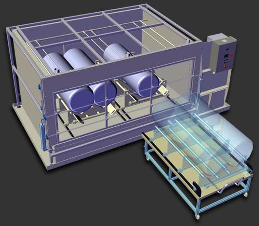 Plant & Equipment - Design, Build & Install Plant & Equipment