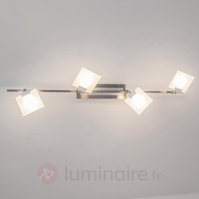 Plafonnier de cuisine Livius avec LED COB - Plafonniers LED