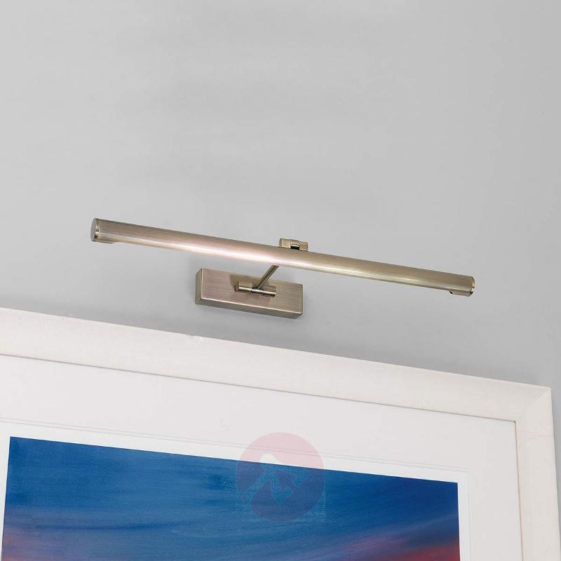 Goya Long Picture Wall Light - Picture Lights