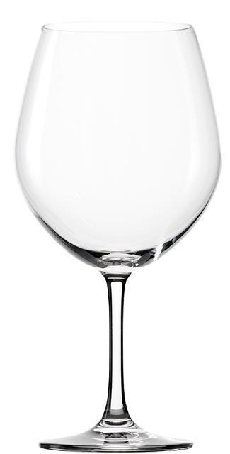 Drinking Glass Ranges - CLASSIC long-life Burgundy