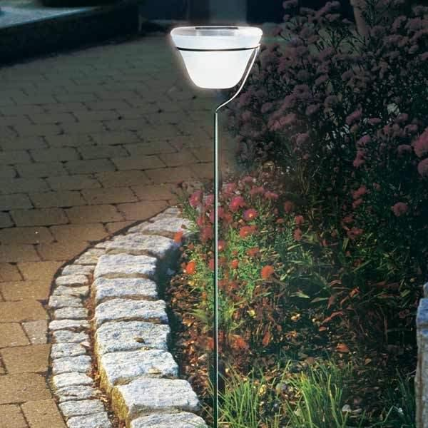 Design Solar chip light stainless steel - Solar Lights