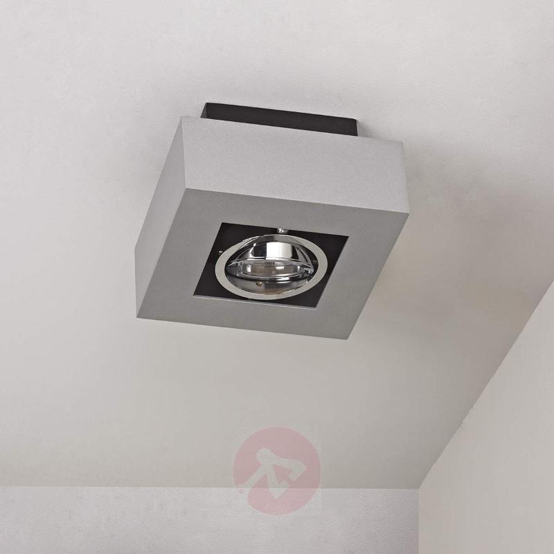 Aluminium LED ceiling light Vince - Ceiling Lights